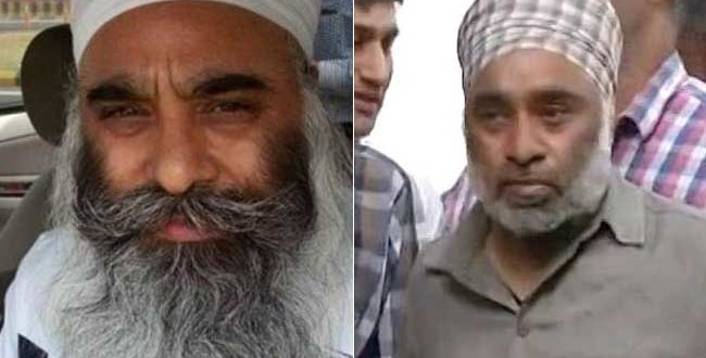 Fugitive Harminder Singh @ Mintu, Khalistan Liberation Force (KLF) Chief, arrested.