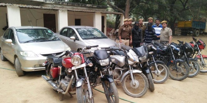 Gang of notorious auto lifters busted : 2 accused persons arrested by Delhi Police