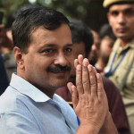 CHIEF MINISTER, ARVIND KEJRIWAL GREETS PEOPLE ON THE EVE OF LOHRI