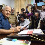 TEACHERS DESERVES RESPECT FROM THE SOCIETY –  MANISH SISODIA