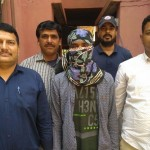 DREADED CRIMINAL WHO ALONG WITH GANG MEMBERS ASSAULTED A POLICE CONSTABLE ARRESTED