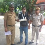 A PERSON WHO MURDERED HIS WIFE ARRESTED BY DELHI POLICE