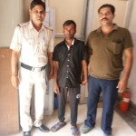 A PERSON  INVOLVED IN DRUG TRAFFICKING ARRESTED BY DELHI POLICE