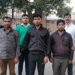 	THREE DESPERATE MEMBERS OF INTER-STATE BURGLARS GANG BUSTED BY DELHI POLICE