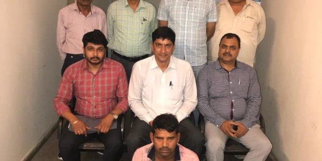 Marijuana Supplier arrested by STF/Crime Branch, DELHI POLICE