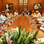 The President of India, as advised by the Prime Minister, has directed the allocation of portfolios among the following members of the Union Council of Ministers: