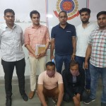 ONE DESPRATE NOTORIOUS WANTED CRIMINAL ALONGWITH HIS ASSOCIATE ARRESTED