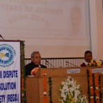 Chief Minister Delhi Arvind Kejriwal inaugurates six mediation centers of the Delhi Dispute Resolution Society