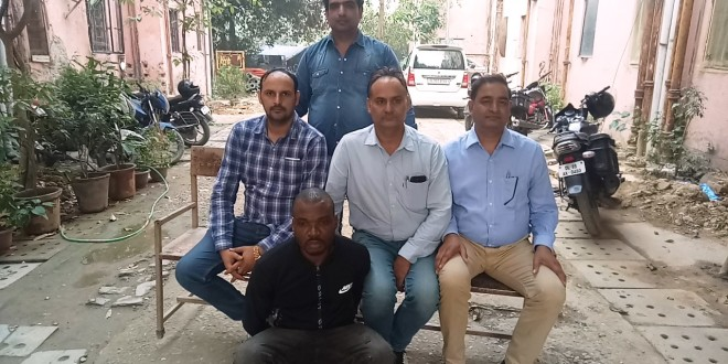 HUGE QUANTITY OF ILLICIT LIQUOR BROUGHT INTO DELHI FROM HARYANA RECOVERED