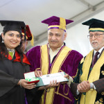 LT. GOVERNOR OF DELHI AND DEPUTY CHIEF MINISTER CONFER GRADUATION, POST GRADUATION AND DOCTORATE DEGREES UPON STUDENTS OF IGDTUW