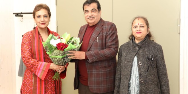 NITIN GADKARI TO REPRESENT INDIA AT THE 3rd HIGH LEVEL GLOBAL CONFERENCE ON ROAD SAFETY IN STOCKHOLM
