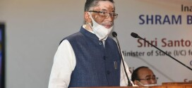 Union Government has taken unprecedented measure for labour welfare and employment generation across India during Covid-19 pandemic : Shri Gangwar
