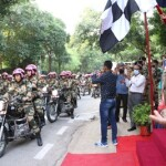 BORDER SECURITY FORCE  COMMEMORATES ITS BRAVEHEARTS ON 23RD OCT 2021 AT NATIONAL POLICE MEMORIAL, NEW DELHI