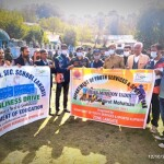 ARMY CAMP LANGATE AND OTHER CIVIL DEPARTMENTS CONDUCT CLEANLINESS DRIVE AT LANGATE