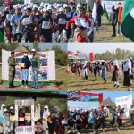 RUN FOR UNITY EVENT ORGANISED BY *INDIAN  ARMY AT VILGAM